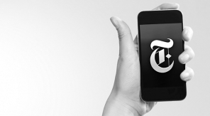 Responsive Design vs. Native Apps volgens Buzzfeed en Quartz - zwartwit
