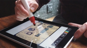 Een iPad-proof pen